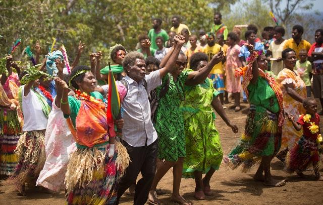 Vanuatu Mabedi için ulaşılan kilometre taşı adada heyecan dalgası yarattı - 12