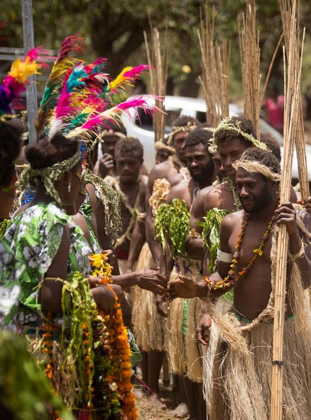 Vanuatu Mabedi için ulaşılan kilometre taşı adada heyecan dalgası yarattı - 13