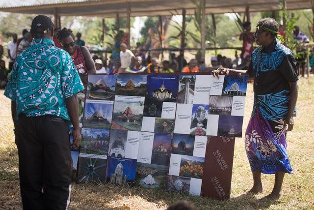Vanuatu Mabedi için ulaşılan kilometre taşı adada heyecan dalgası yarattı - 16