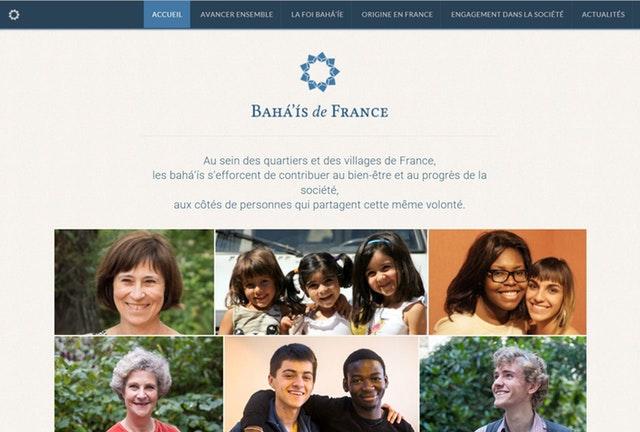 Yeni websiteleri dünya çaplı Bahai toplumunun genişliğini yansıtıyor