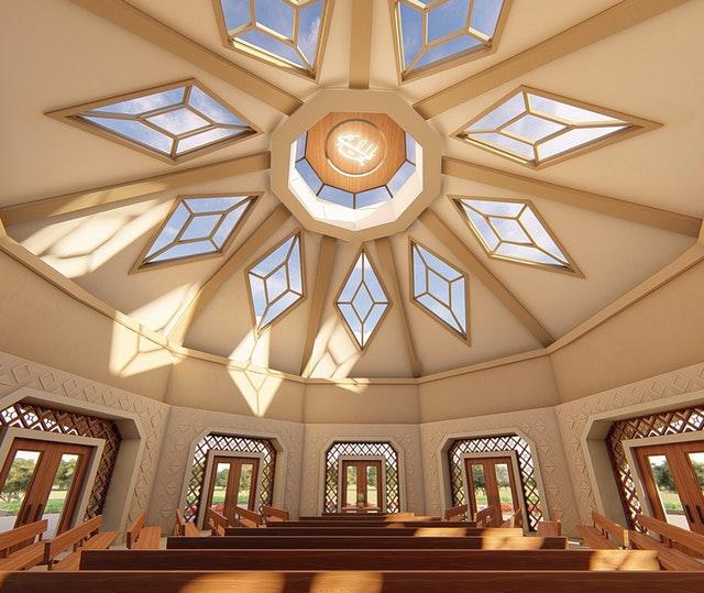 Yerel mabet tasarımı Kenya'da gözler önüne serildi - 04