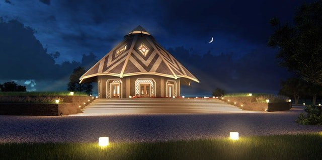 Yerel mabet tasarımı Kenya'da gözler önüne serildi - 05