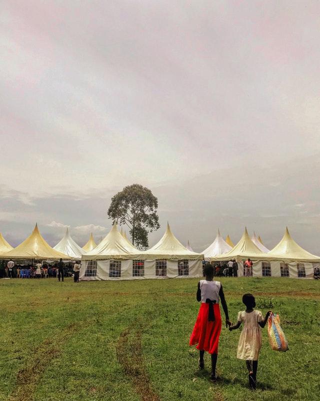 Yerel mabet tasarımı Kenya'da gözler önüne serildi - 10