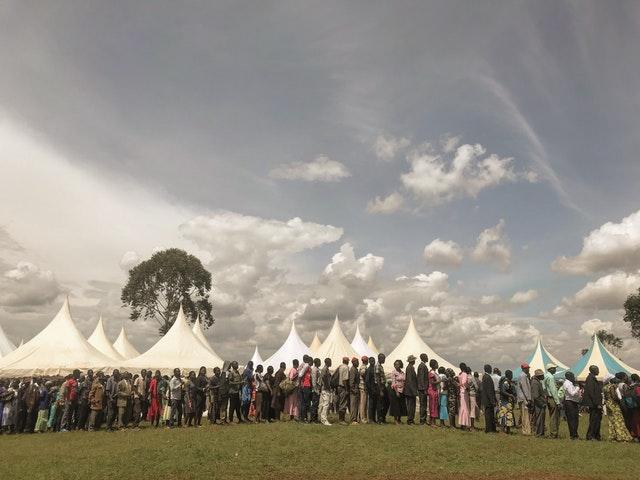 Yerel mabet tasarımı Kenya'da gözler önüne serildi - 11