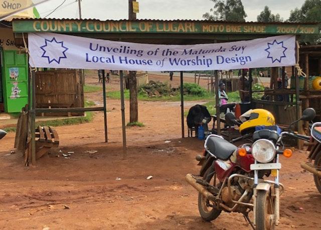 Yerel mabet tasarımı Kenya'da gözler önüne serildi - 12