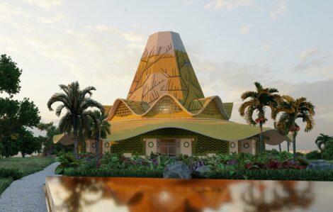 Demokratik Kongo Cumhuriyetinde İlk Bahai Mabedinin Tasarımının Tanıtımı Yapıldı - 01