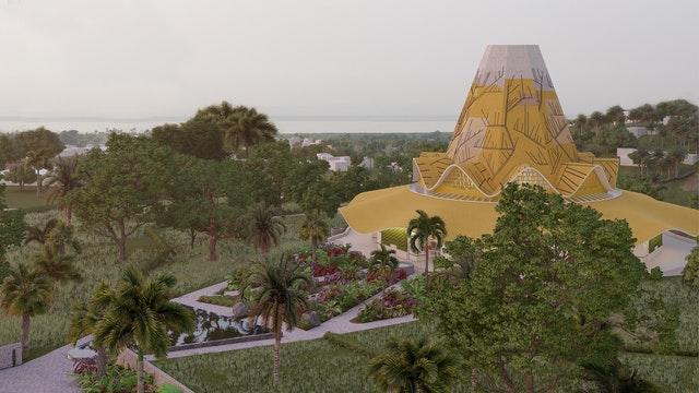 Demokratik Kongo Cumhuriyetinde İlk Bahai Mabedinin Tasarımının Tanıtımı Yapıldı - 02