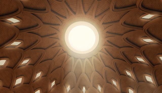 Hindistan'da Bir Yerel Mabedin Tasarımının Tanıtımı Yapıldı - 05