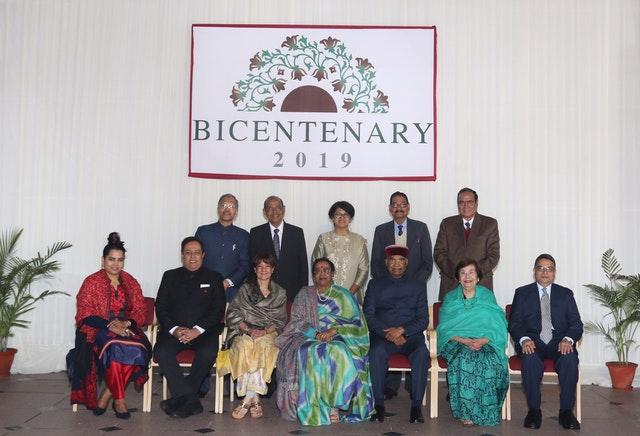 Hindistan'ın başkanı Hz. Bab'ın tarihi iki yüzüncü doğum gününü onurlandırdı - 02