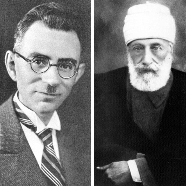 Hz. Abdülbaha'nın birinci Lahey Levhi'ndeki barış çağrısı yüzüncü yılında anılıyor - 05