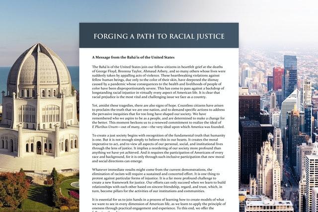 Irk Taassubu Konulu Basın Açıklaması Amerika'da Çok Önemli Konuşmalar Canlandırdı - 01