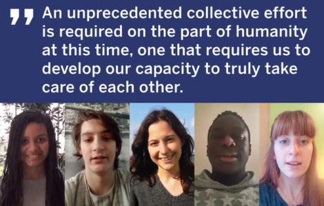 İtalya'da Gençler Daha İyi Bir Dünyaya İlham Vermek İçin Kitle İletişim Araçları Oluşturuyor - 01