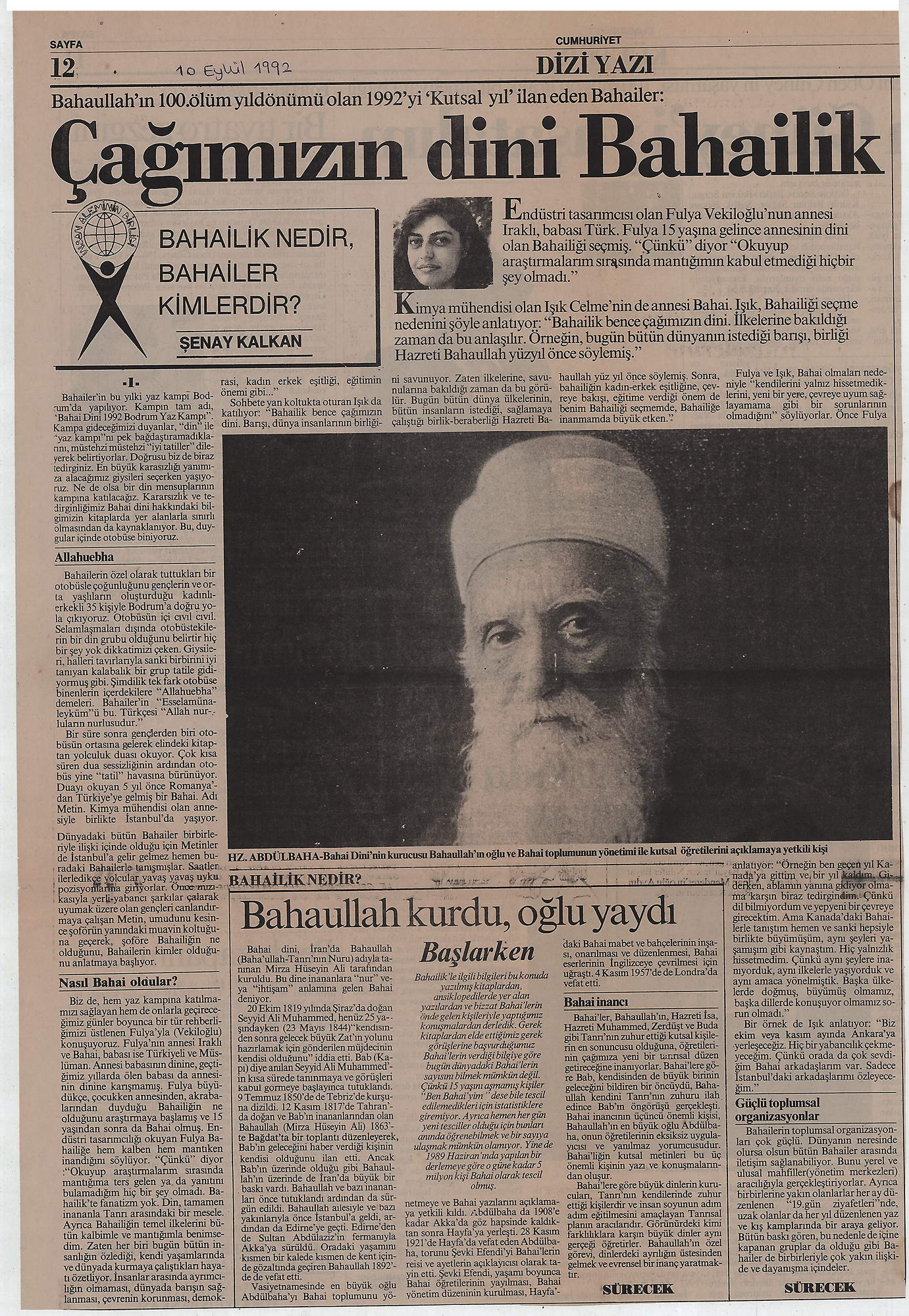 Milli Haber Arşivi - Cumhuriyet Gazetesi