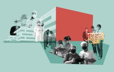 Sağlık Çalışanları, Pandemi Sürecinde Toplumun Belirleyici Bir Rolü Olduğu Konusunda Hemfikirler - 01