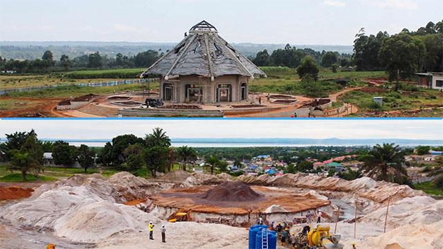 Demokratik Kongo Cumhuriyeti ve Kenya'da Mabet inşaatları devam ediyor 00
