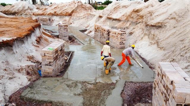 Demokratik Kongo Cumhuriyeti ve Kenya'da Mabet inşaatları devam ediyor 02