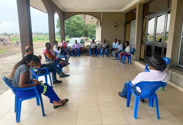Demokratik Kongo Cumhuriyeti ve Kenya'da Mabet inşaatları devam ediyor 05