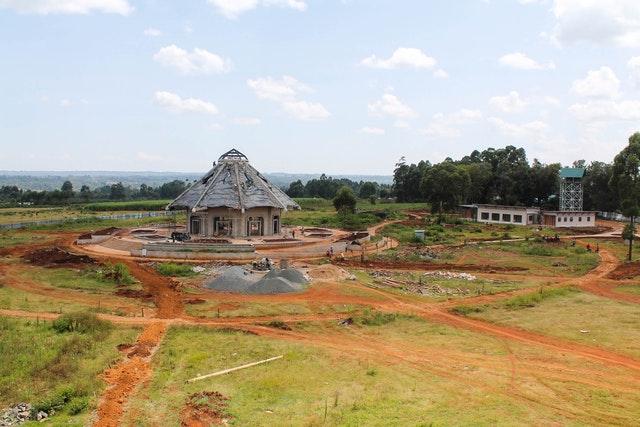 Demokratik Kongo Cumhuriyeti ve Kenya'da Mabet inşaatları devam ediyor 06