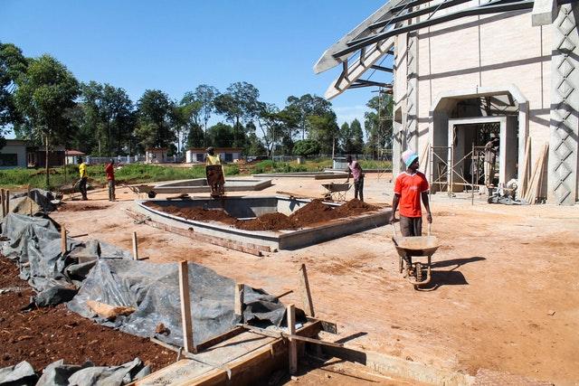 Demokratik Kongo Cumhuriyeti ve Kenya'da Mabet inşaatları devam ediyor 10