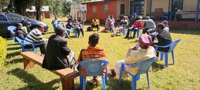 Demokratik Kongo Cumhuriyeti ve Kenya'da Mabet inşaatları devam ediyor 13